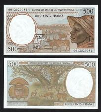 CENTRAL AFRICAN STATE Congo ,CAS 500 Francs (2000) P101Cg - UNC