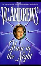 Logan: Music in the Night by V. C. Andrews (1998, Hardcover)