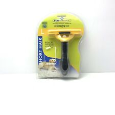Authentic Furminator deShedding tool Short Hair Large 51-90 lbs.