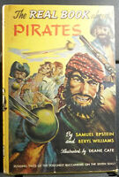 The Real Book about Pirates by Samuel Epstein,  save 25% see description