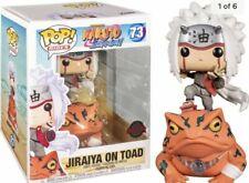 Funko Naruto Shippuden Jiraiya on Toad #73 HotTopic Exclusive.