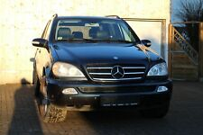 Mercedes ML 400 CDI W163 BJ. 2002 KM. 193TKM