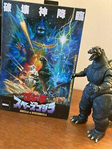 Neca Godzilla 1994 Action Figure Toy Kaiju Monster