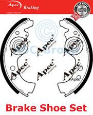 APEC BRAKING Ersatz 185mm x 31mm Trommelbremse Schuh Satz shu45 (mit Einsteller)