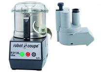 Robot Coupe R211XL Ultra Food Processor Cutter Vegetable without Discs Stainless