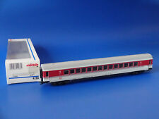 MARKLIN H0 - 4286 - DB IC Large Room Express Coach 1st cl. / BOX - EXC
