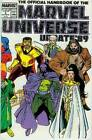 Official Handbook of Marvel Universe (Vol. 3, update '89) # 6 (USA, 1989)