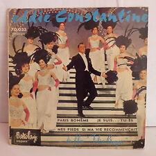 EDDIE CONSTANTINE Paris Boheme ... 70033 BO Film Folies bergeres
