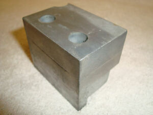 LGB 20230 20232 SERIES US STEAM LOCO TENDER METAL WEIGHT PART BRAND NEW!