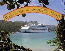 Haiti - LABADEE -Travel Souvenir Magnet