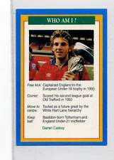 (Jm875-100) RARE,Q.O.S Who Am I ,Darren Caskey ,Soccer 1994 MINT
