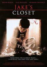 Jakes Closet - Dolby Digital - (DVD, 2008) - OOP/Rare - NEW