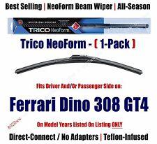 Super Premium NeoForm Wiper (Qty 1) fits 1973-1979 Ferrari Dino 308 GT4 - 16180
