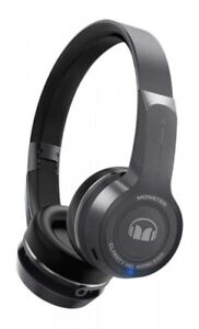 Monster MH CLY ON GMET BT Wireless HD On Ear Headphones GM Fast Ship Japan EMS