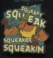 Kronk Speaking Squirrel Disney Pin 127344