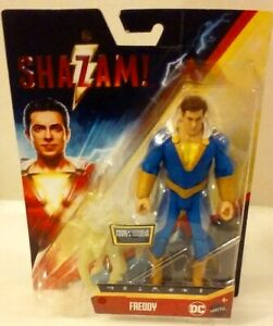 DC Comics Shazam! Movie Freddy with Pride 6 Inch Action Figure New MISB