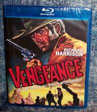 NEW OOP CODE RED RICHARD HARRISON VENGEANCE SPAGHETTI WESTERN MOVIE BLU RAY 1968