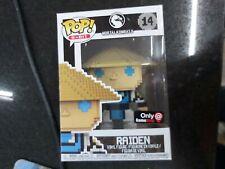 Funko Pop  Lego Raiden  14 Mortal Kombat X wie NEU OVP