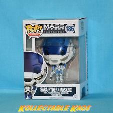 Mass Effect: Andromeda - Sara Ryder Masked Pop! Vinyl Figure(RS)