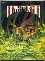 Batman Birth Of The Demon 1 GN DC 1993 NM Ras Al Ghul