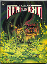 Batman Birth Of The Demon 1 GN DC 1993 NM Ras Al Ghul