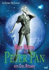 Peter Pan: Starring Mary Martin (1956) DVD