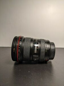 Canon Zoom Lens EF 17-40mm 1:4 L Series
