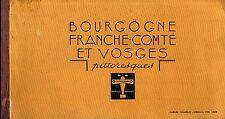 ALBUM D'IMAGES. L'OISEAU BLANC - LANVIN. 1935 BOURGOGNE. FRANCHE-COMTE. VOSGES..