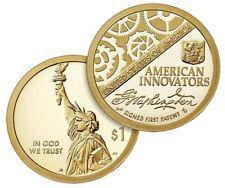 American Innovation 2018 S $1 Dollar Proof Coin Set With Box & COA San Francisco