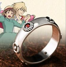 Howl's Moving Castle Ring 925 Silver Sophie Lover Cos Christmas Gift USA size 8
