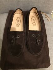 Made In Italy Mens Tods Shoes Brown