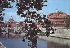 ROMA - PONTE E CASTEL S. ANGELO - NV