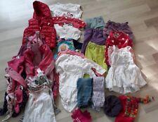 XL-Kleidungspaket für Mädchen Gr. 80-92, 32 Teile