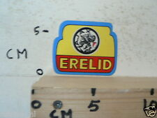 STICKER,DECAL VINTAGE AJAX ERELID