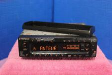 Pioneer KEH-M9300 RDS Old School High-End 90's Radio/CC Player Rare