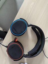 SteelSeries Arctis 5 Wired Gaming Headset -Black