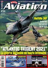 Raids Aviation N°55 - Atlantic Trident 2021