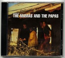CD - THE MAMAS AND THE PAPAS - The best of