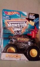 Hot Wheels Monster Jam Aftershock #2 Off Road 1:64