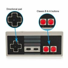 Game Controller Gamepad For NES Nintendo Mini Classic Game Console USB Recharge