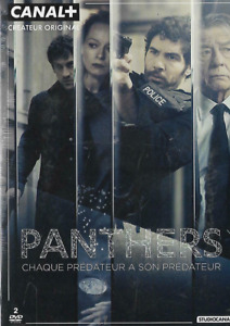 COFFRET 2 DVD - PANTHERS / STUDIO CANAL, NEUF