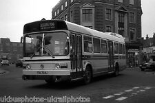 Red Rover Aylesbury FAU724L Town centre 6x4 Bus Photo