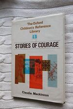 Stories of Courage by Cleodie Mackinnon (Hardback, 1967) Like new, free shipping