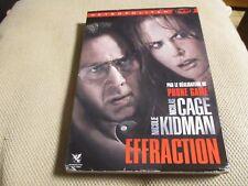 """DVD """"EFFRACTION"""" Nicolas CAGE, Nicole KIDMAN / Joel SCHUMACHER"""