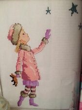 Desiderando su una Stella cross stitch chart