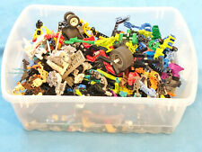 6 lbs BULK K'NEX / LEGO BUILDING PIECES LOT