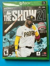 MLB The Show 21 2021 Xbox Series X NEW STILL SEALED