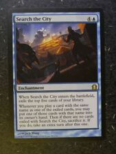MTG Magic Cards: SEARCH THE CITY # 7G84