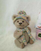 "handmade  OOAK Artist teddy bear  5"""