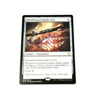 MTG BLOODFORGED BATTLE-AXE Commander 2017 (MP) English Rare Normal
